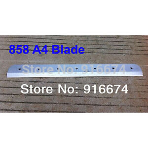 Blade For 858 A4 Stack Paper Cutter