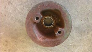 1050 John Deere 1050 Crank Shaft Pulley
