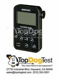 New Graphtec Gl100 wl Compact Wireless Data Logger
