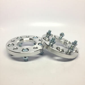 2pc Custom Cnc Wheel Spacers Adapters 5x114 3 20mm Fits Evo Fusion Mazda 3