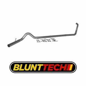 Mbrp 4 Turbo Back Ford F 250 350 6 0l Powerstroke Exhaust
