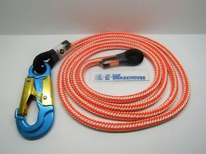 Arborist Climbing Climb Right 1 2 X 10ft Rope Flip Line Lanyard Part 75712