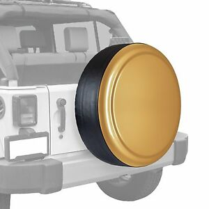 Boomerang Painted Rigid Tire Cover Fits Jeep Wrangler Dune