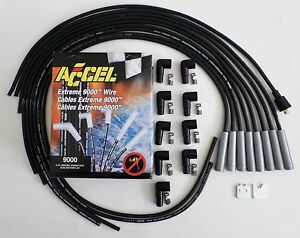 Big Block Chevy 396 427 454 Accel Extreme Heat Universal Hei Spark Plug Wires