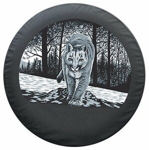 27 Wildlife Tire Cover Mountain Lion Honda Crv Usa