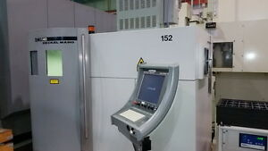 2006 Deckel Maho Dml 40 6 axis Laser Machining Center