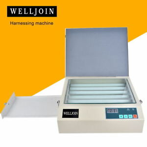 New Uv Exposure Unit For Hot Foil Pad Printing Pcb With Drawer 220v