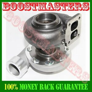 For Gt45 Turbo Turbocharger Huge V Band 600 Hp Camaro Gt T4 Flange