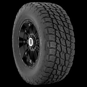 4 New Nitto Terra Grappler A T Tires Lt 285 70 17 285 70 17 2857017 E