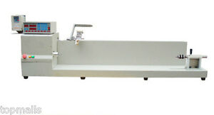 Computer Fully Automatic Coils Winder Winding Machine With Lengthen Baseboard