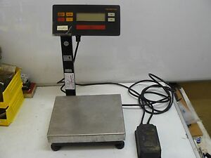 Sartorius Qs4000 Electronic Precision Scale 0 1 To 4000 Grams
