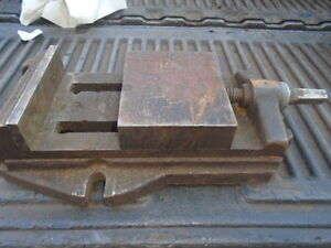 Machinist Tools Lathe Mill Mill Milling Vise 6