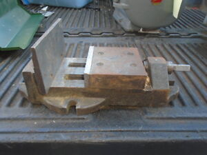 Machinist Tools Lathe Mill Mill Milling Vise 5 1 4