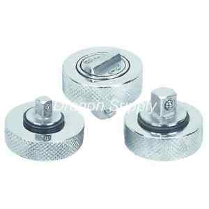 New 3pc Palm Socket Ratchet 1 4 3 8 1 2 Wheel Drive Ratchet Set