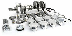 Ls2 Lq9 6 0l Stroker Forged Rotating Assembly 12 4 1 Mahle Pistons 4 000 Stroke