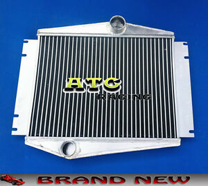 Aluminum Intercooler For Volvo Turbo Volvo 850 S70 V70 C70 1998 2000 99