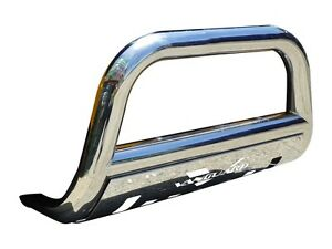 T 304 14 18 Toyota Highlander Front Bumper Protector Guard Bull Bar S s