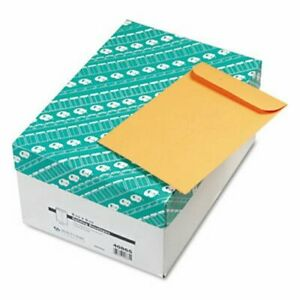 Quality Park Catalog Envelope 6 1 2 X 9 1 2 Brown Kraft 500 box qua40865