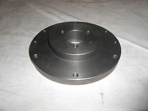 Interstate Adaptor Back Plate For 8mm Diameter Lathe Chuck 08607657