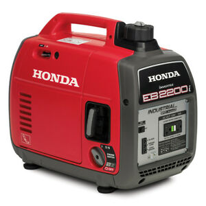 Honda Generator Eb2200i Eb2200 Watt Portable Quiet Inverter Parallel Gas Power