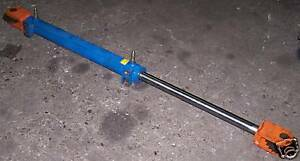 Two Way Hydraulic Cylinder 20 Travel Up To 2500 Psi Used
