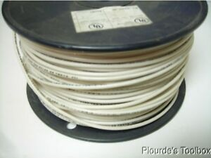 Approx 500ft American Insulated Wire 14 Thhn White Aiw 1237200500s