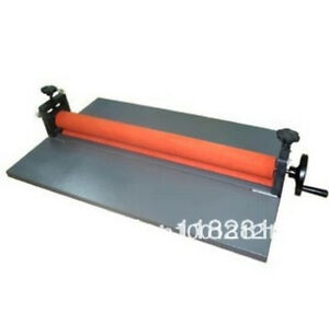 Heavy Duty 40 1000mm Manual Laminating Machine Perfect Protect Cold Laminator