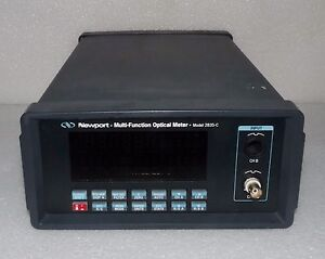 Newport 2835 c Multi Function Optical Power Meter