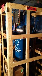 New Quincy Qrds3 Oil less Compressor 200 208 430 460 V 3 Phase 3 Hp 60 Gal