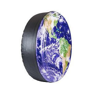 27 Earth Print Rigid Tire Cover Honda Crv