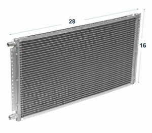 A c Ac Universal Condenser 16 X 28 Parallel High Flow O ring 6
