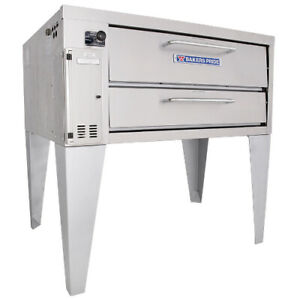 Bakers Pride 351 Convection Flo Series Single Pizza Oven
