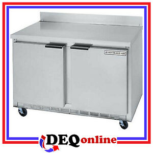 Beverage air Bev Air Wtr48ahc Work Top Refrigerator 29 Base Model