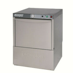 Champion Ul 130 Under counter Low Temperature Chemical Sanitizing Dish Washer