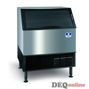 Manitowoc Neo Udf0310a 304 Lb Undercounter Ice Cube Machine Air Cooled