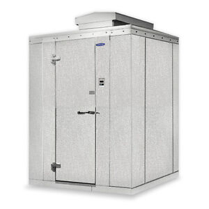 Norlake Nor lake Walk In Cooler 8 x 10 x 6 7 h Kodb810 c Outdoor W floor