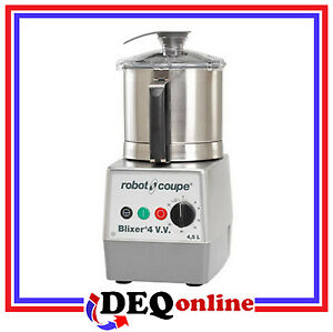 Robot Coupe Blixer 4v Healthcare Facility Blender Mixer