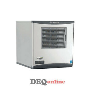 Scotsman F0522a 1 Flake Ice Machine makes Up To 500 Lbs Air Cooled
