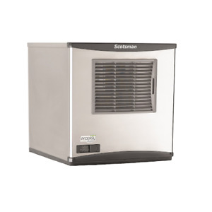 Scotsman Ns0622a 1 Nugget Modular Ice Machine makes Up To 643 Lbs Air Cooled