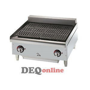 Star 5124cf Star max 24 Heavy duty Electric Char broiler