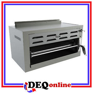 Vulcan 36rb 36 Heavy Duty Gas Salamander Broiler Natural Gas Or Propane