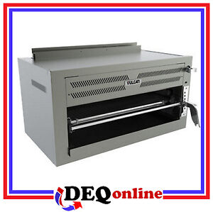 Vulcan 36irb 36 Heavy Duty Gas Infrared Salamander Broiler Choose Ng Or Lp