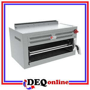 Wolf C36irb Gas Infrared Salamander Broiler Stainless Steel 30 000 Btu Ng Or Lp