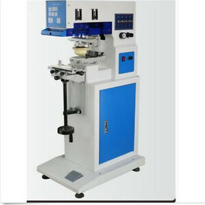 Pneumatic Pad Printing Machine pressure Words Machine pad Printer