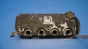 93 95 Honda Del Sol Civic Oem Engine Motor Valve Cover Stock Factory Ex Si 2