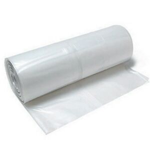 Clear Plastic Poly Sheeting Visqueen Roll 8 X 100 6 Mil