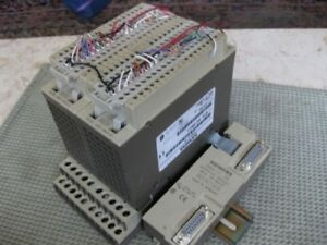 Lot 2 Siemens Simatic S5 6es5482 8ma13 Interface Module Plc Made In Germany