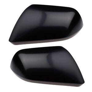New 15 20 Ford Mustang Unpainted Side View Mirror Back Cover Caps Right Left Oem