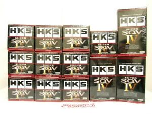 Hks Super Sqv4 Blow Off Valve Bov Kit For 08 16 Subaru Sti