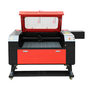 100w Co2 Laser Cutter Engraver Engraving Machine 100w Laser Tube Water Pump